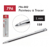 POINTE TRACER 150MM